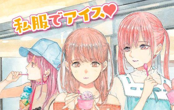 Oshi ga Budoukan Ittekuretara Shinu anime girls