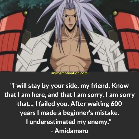 A Set Of 29+ Shaman King Quotes For Anime Fans Of The Series! 26