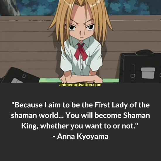 A Set Of 29+ Shaman King Quotes For Anime Fans Of The Series! 3