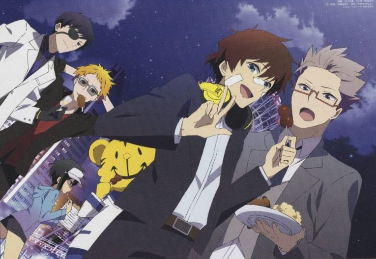 The Greatest Hamatora The Animation Quotes That Hold Meaning
