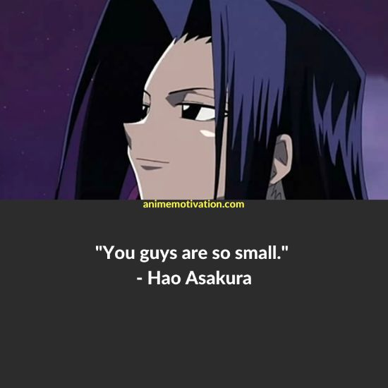 A Set Of 29+ Shaman King Quotes For Anime Fans Of The Series! 5