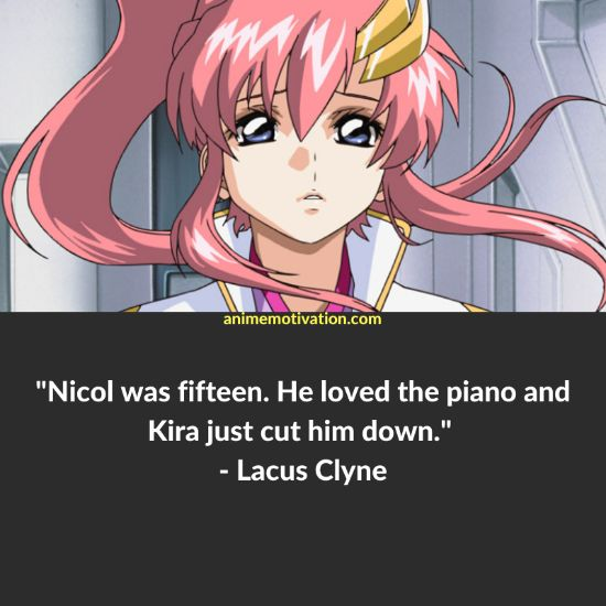 53+ Classic Mobile Suit Gundam Seed Quotes With A Purpose 26
