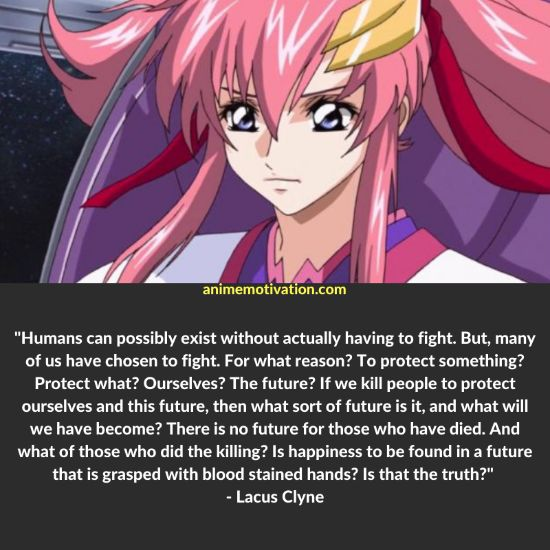 53+ Classic Mobile Suit Gundam Seed Quotes With A Purpose 22