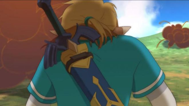 Nintendo Is Working On An Anime For The Legend Of Zelda? (Rumor) 1
