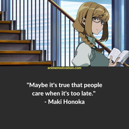 32+ Of The Greatest Kiznaiver Quotes Anime Fans Will Love 1