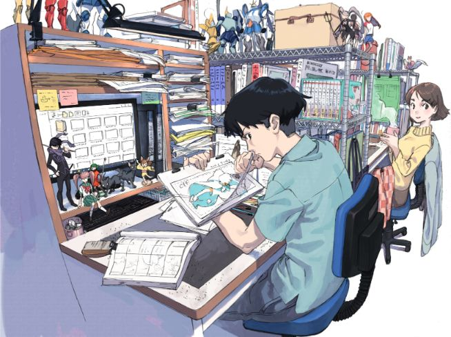 This Is Why Japanese Animators Are Underpaid (And Overworked) 6