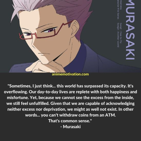 The Greatest Hamatora The Animation Quotes That Hold Meaning 5