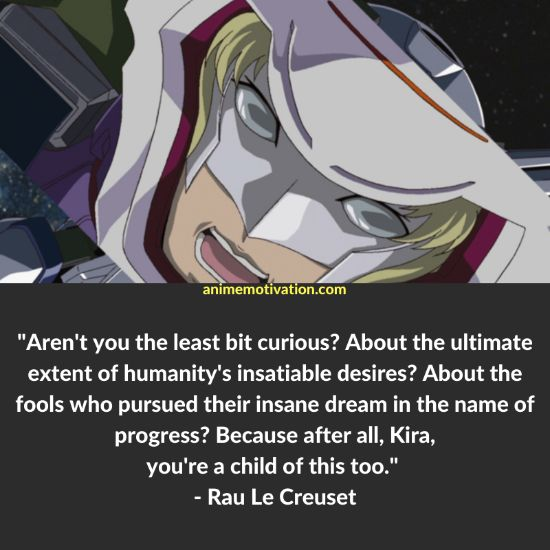 53+ Classic Mobile Suit Gundam Seed Quotes With A Purpose 21