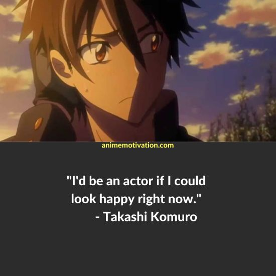 25+ Of The Greatest Quotes From Highschool of The Dead! 8