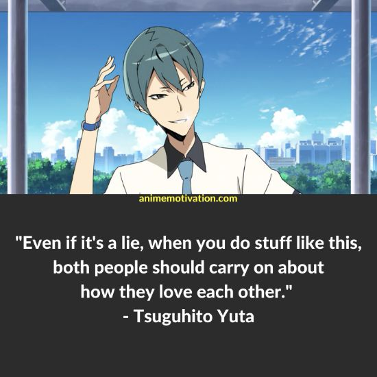 32+ Of The Greatest Kiznaiver Quotes Anime Fans Will Love 29