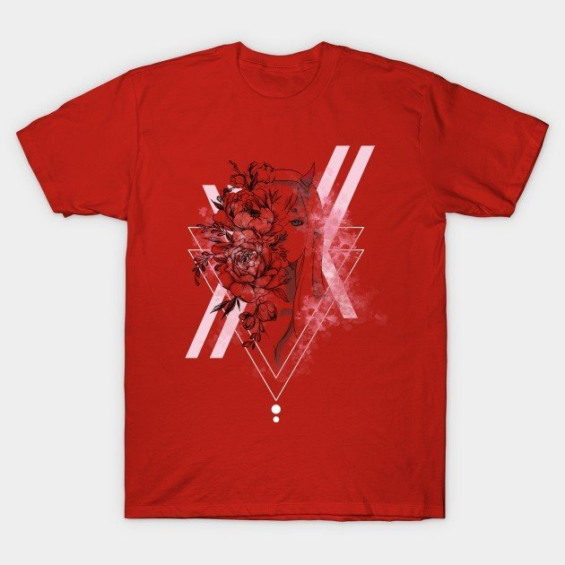 29+ FRESH Darling In The Franxx T Shirts For Your Wishlist 2