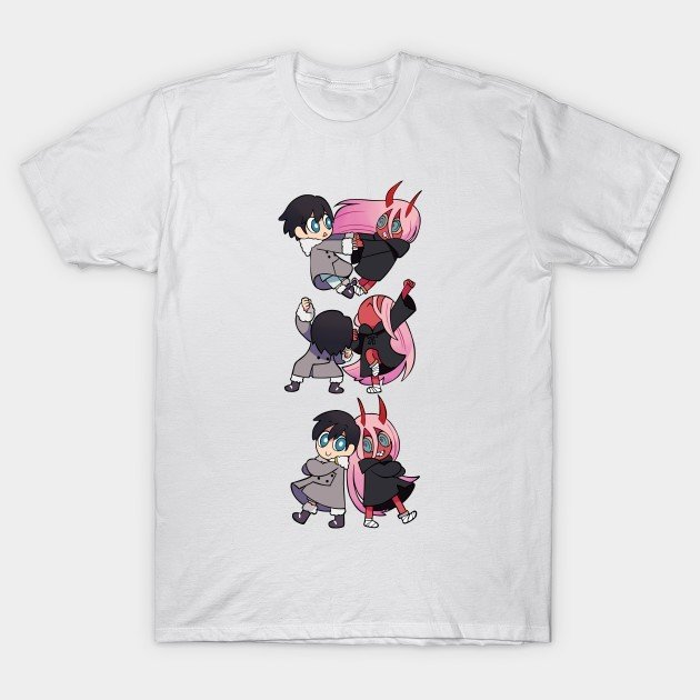 29+ FRESH Darling In The Franxx T Shirts For Your Wishlist 29