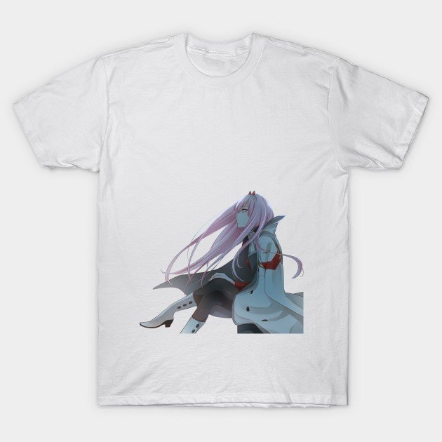 29+ FRESH Darling In The Franxx T Shirts For Your Wishlist 26