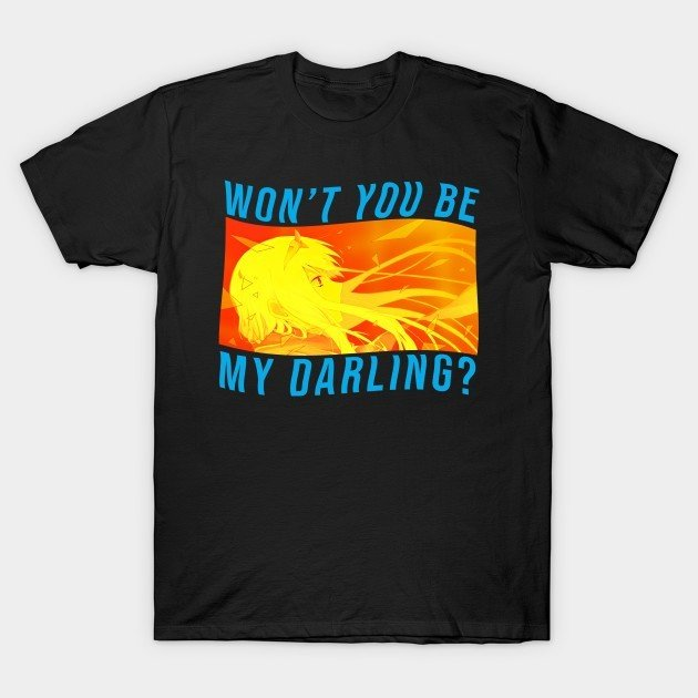 29+ FRESH Darling In The Franxx T Shirts For Your Wishlist 19