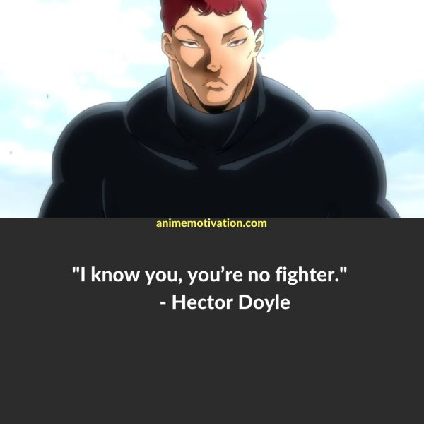 18+ GREAT Baki The Grappler Quotes Fans Will Love 13