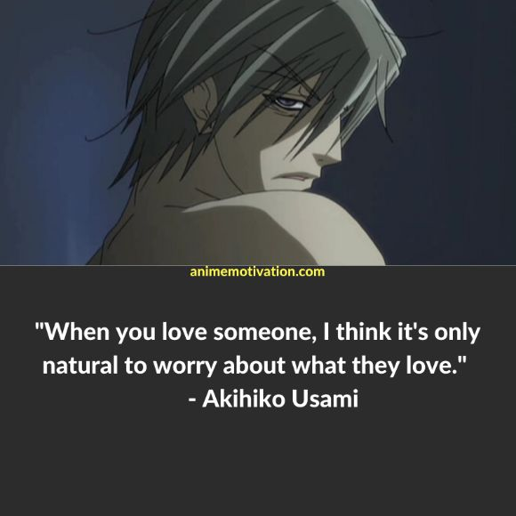 19+ Meaningful Junjou Romantica Quotes About Love & Romance 12