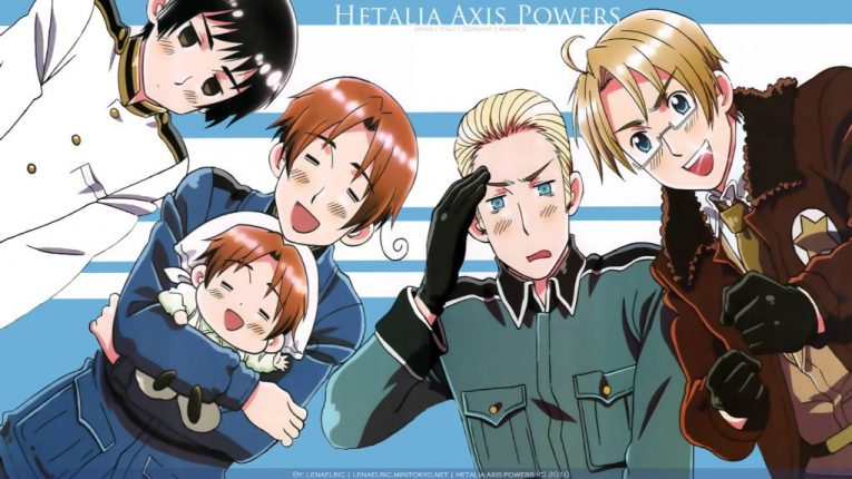 The Greatest Axis Powers: Hetalia Quotes That Will Make Your Day
