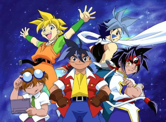 10+ Of The Greatest Anime Based On Video Games! 4