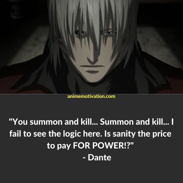 You summon and kill... Summon and kill... I fail to see the logic here. Is sanity the price to pay FOR POWER!?