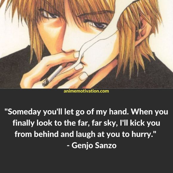 The 18+ Greatest Saiyuki Quotes About Life That Go Deep 5