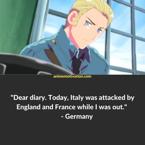 The Greatest Axis Powers: Hetalia Quotes That Will Make Your Day 32
