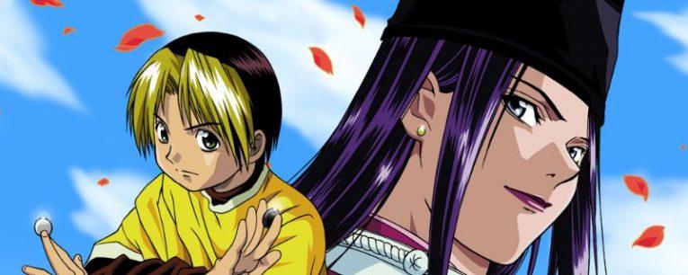 hikaru on go anime