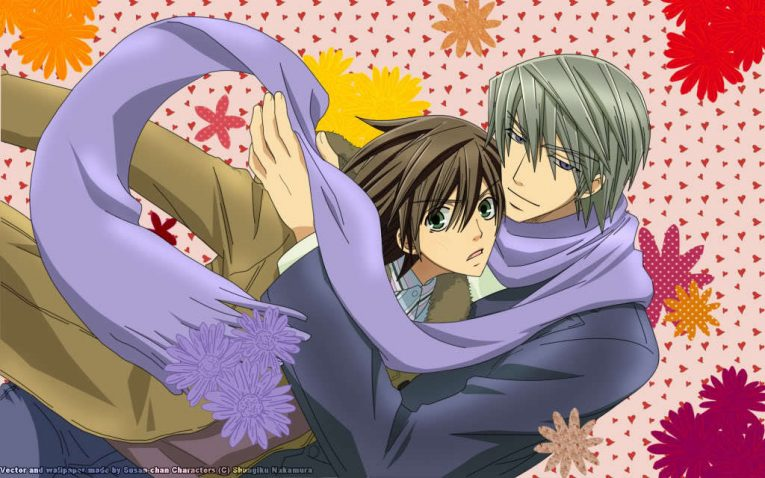 19+ Meaningful Junjou Romantica Quotes About Love & Romance