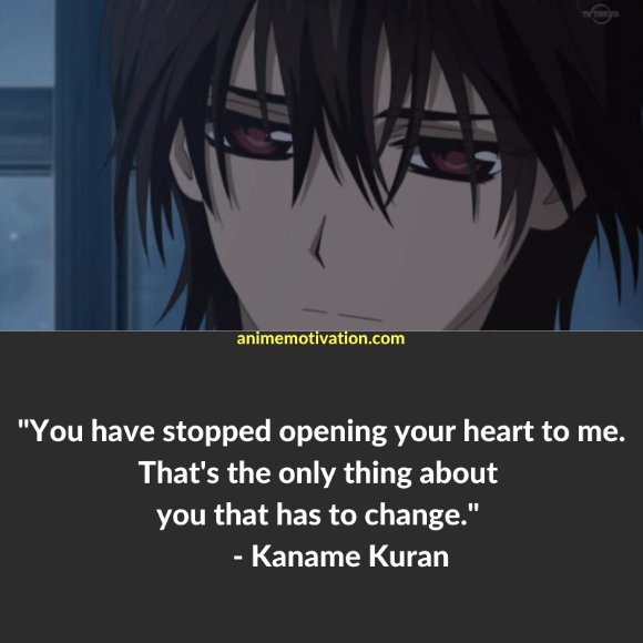 64+ Of The Greatest Vampire Knight Quotes About Life & Romance 22