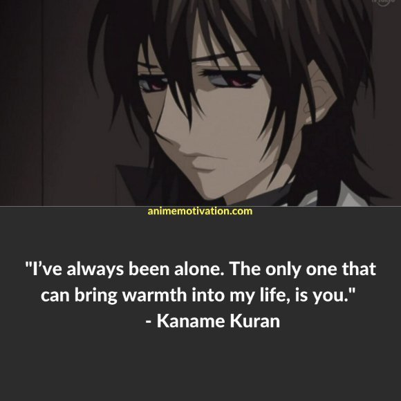 64+ Of The Greatest Vampire Knight Quotes About Life & Romance 23