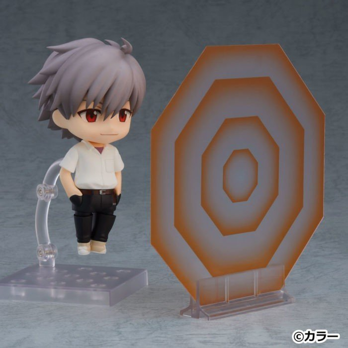 Good Smile Company's Nendoroid: Kaworu Nagisa is available for pre-order!