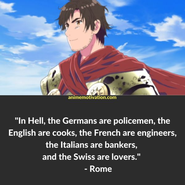 The Greatest Axis Powers: Hetalia Quotes That Will Make Your Day 27
