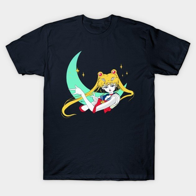 27+ Amazing Sailor Moon T Shirts You Should Consider Buying 10