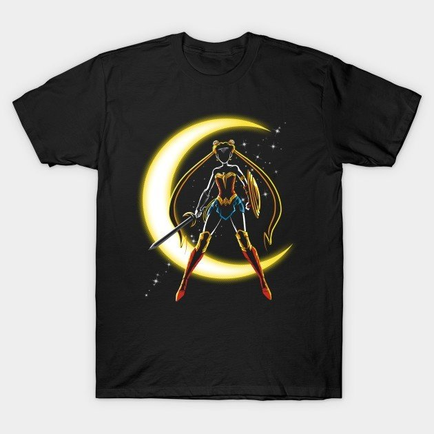 27+ Amazing Sailor Moon T Shirts You Should Consider Buying 6