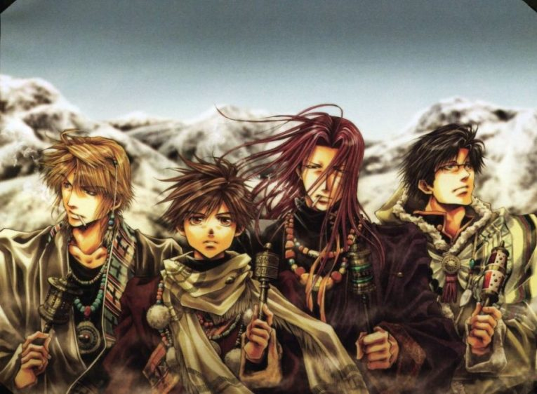 The 18+ Greatest Saiyuki Quotes About Life That Go Deep