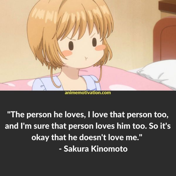 47+ Of The Greatest Cardcaptor Sakura Quotes That Are Timeless 28