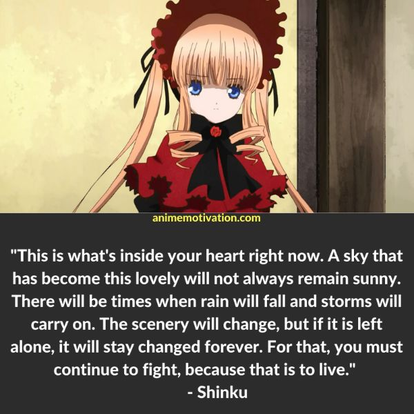20+ Meaningful Rozen Maiden Quotes That Are Memorable 5