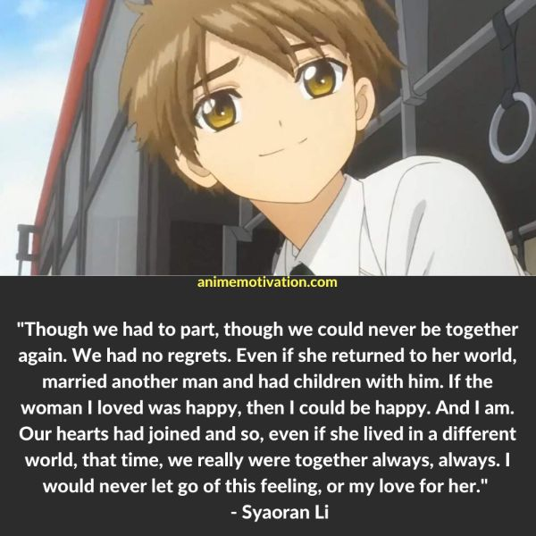 47+ Of The Greatest Cardcaptor Sakura Quotes That Are Timeless 13