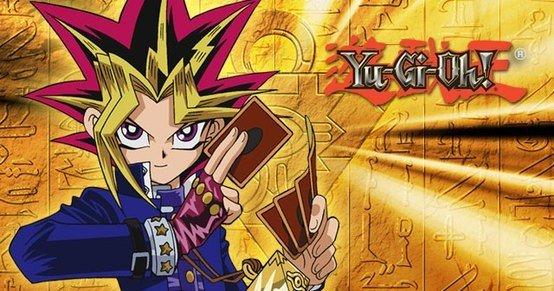 yu gi oh duel monsters anime