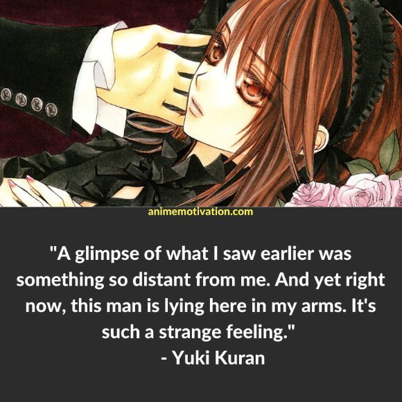 64+ Of The Greatest Vampire Knight Quotes About Life & Romance 2