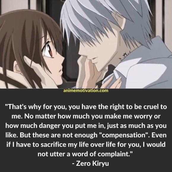 zero kiryu quotes 8