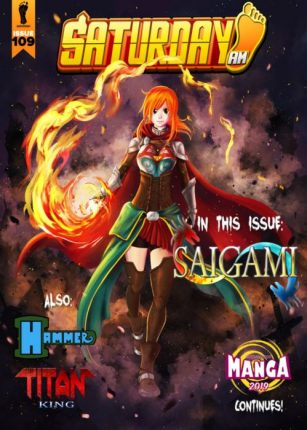 Q & A Interview With Saturday AM Magazine (Diverse Manga Publisher) 5