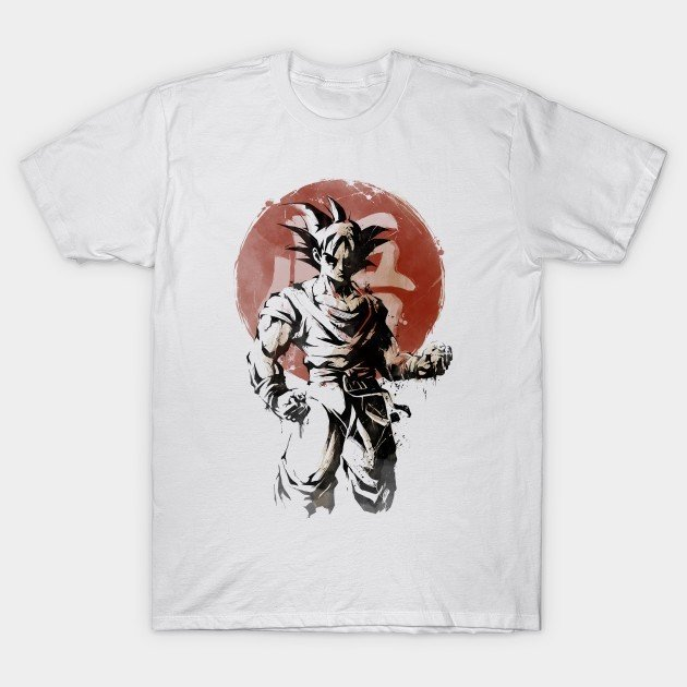 27+ GREAT Dragon Ball Z T Shirts For Your Wardrobe 4