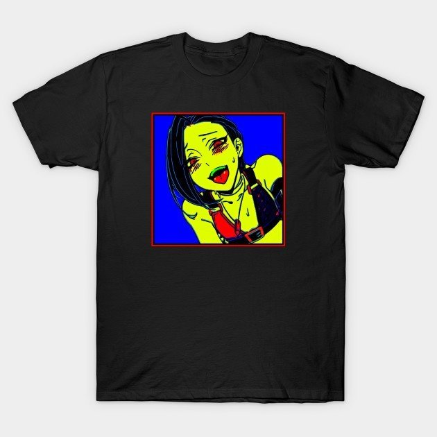The 31+ BEST Ahegao T Shirts On Sale For Anime & Hentai Fans 13