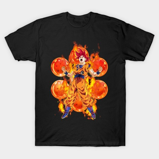 27+ GREAT Dragon Ball Z T Shirts For Your Wardrobe 21