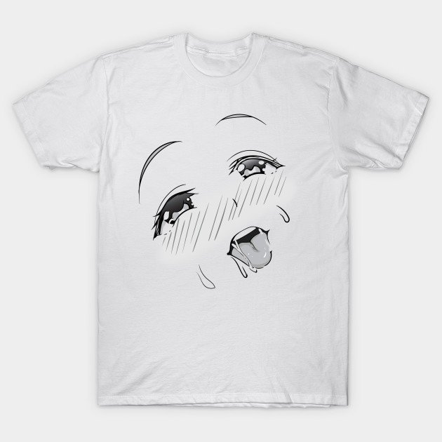 The 31+ BEST Ahegao T Shirts On Sale For Anime & Hentai Fans 18