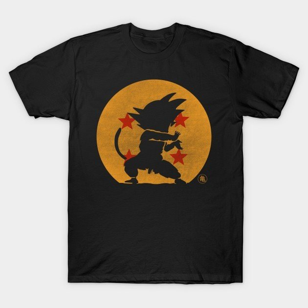 27+ GREAT Dragon Ball Z T Shirts For Your Wardrobe 12