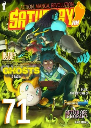 Q & A Interview With Saturday AM Magazine (Diverse Manga Publisher) 3