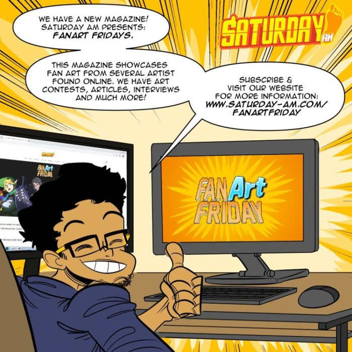 Q & A Interview With Saturday AM Magazine (Diverse Manga Publisher) 11