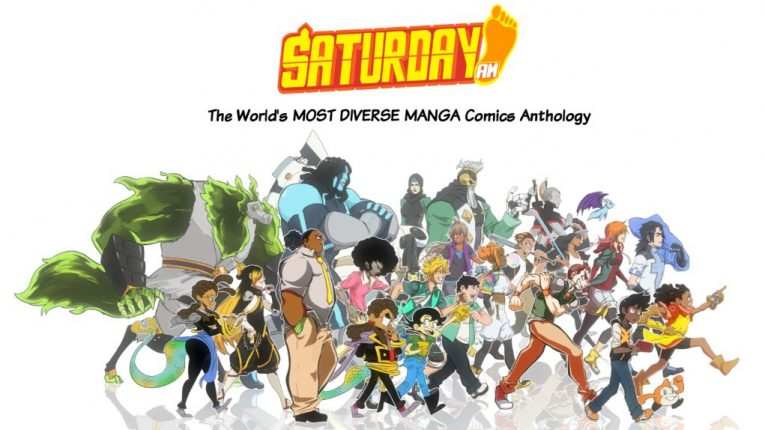 Q & A Interview With Saturday AM Magazine (Diverse Manga Publisher)