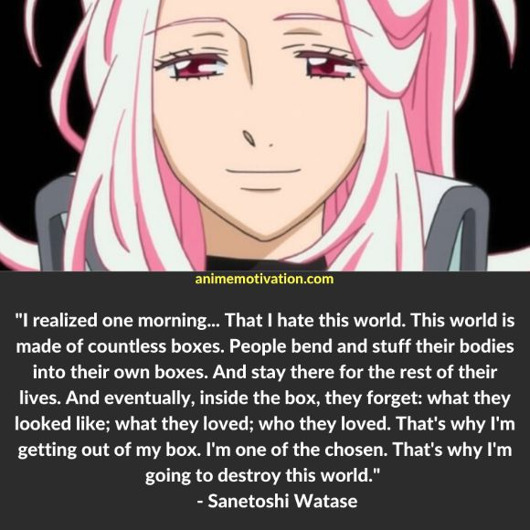 The 16+ Greatest Mawaru Penguindrum Quotes With A Purpose 12